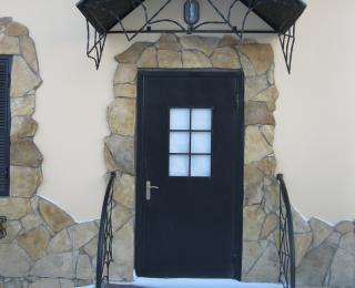 Двери стальные, входные группы